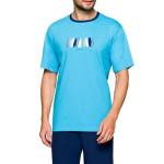 Pánské pyžamo Mark summer modré