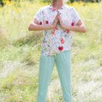 Dámské pyžamo Key LNS 906 A21 S-XL