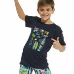 Chlapecké pyžamo 789/85 kids surfer – CORNETTE