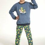 Chlapecké pyžamo 593/91 Kids pepperoni – CORNETTE