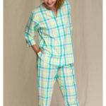 Dámské pyžamo Key LNS 453 2 A21 S-XL