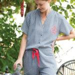 Dámské pyžamo Key LNS 451 4 A21 S-XL