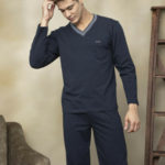 Pánské pyžamo 7111