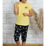 Dětské pyžamo kapri Malý tučňák