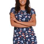 Dámské pyžamo Dn-nightwear PM.4220