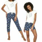 Dámské pyžamo 388/203 Moon – CORNETTE