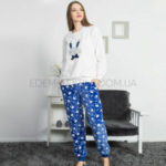 Dámské pyžamo Zajíc 1027 – Vienetta