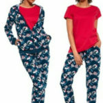 Dámské pyžamo 355/243 Roxy – CORNETTE