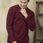 Pánské pyžamo 7405 – Kly