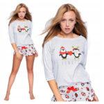 Dámské pyžamo WINTER PINGU – Sensis