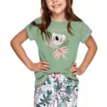 Dívčí pyžamo Taro 2201 122 Cayman