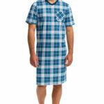 Vamp – Pohodlná pánská noční košile 14780 – Vamp