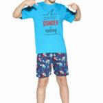 Chlapecké pyžamo 790/94 turkusowa – CORNETTE