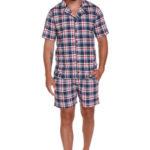 Pánské pyžamo PMB.4334