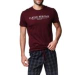 Pánské pyžamo MYTH 39243