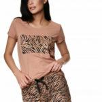 Dámské pyžamo Henderson Ladies 39211 Zanzibar kr/r S-2XL