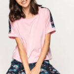 Dámské pyžamo Cana 581 kr/r 2XL