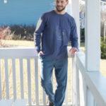 Pánské pyžamo Key MNS 744 B21 M-2XL