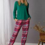 Dámské pyžamo Key LNS 436 B21 S-XL