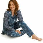 Dámské pyžamo 2564 Salma – TARO