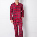 Pánské pyžamo Aruelle Daren Long dł/r S-2XL