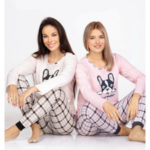 Dámské pyžamo Regina 971 dł/r 2XL