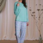 Dámské pyžamo LNS 422 B21