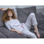 Dámské pyžamo 580 3XL