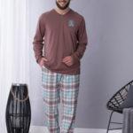 Pánské pyžamo MNS 450 B21
