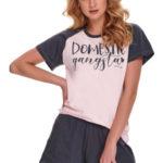 Dámské pyžamo Dn-nightwear PM.9945