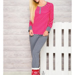 2120 Dámské pyžamo LISA S-XL – TARO