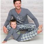 2130 Pánské pyžamo AREK M-2XL – TARO