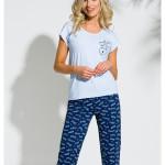 2167 Dámské pyžamo MELISA S-L – TARO