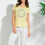 2169 Dámské pyžamo DONATA S-XL – TARO