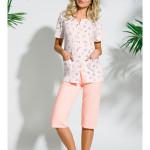 2171 Krátké dámské pyžamo FABIA M-XL – TARO