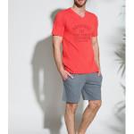 2197 Krátké pánské pyžamo MARCEL S-XL – TARO
