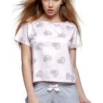 Dámské pyžamo Lara růžové