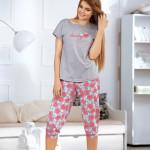 3054 Dámské pyžamo – akce – BABELLA