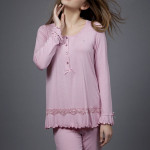 Dámské pyžamo 1498 – Vamp