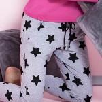 Dámské pyžamo Pigeon P-504/1 dark pink