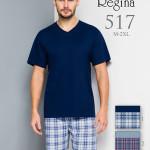 517 BIG Pánské pyžamo – REGINA