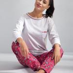 Dámské pyžamo 587 – LUNA