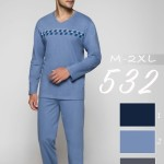532 BIG Pánské pyžamo