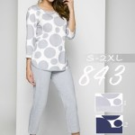 843 Dámské pyžamo