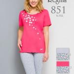 851 Dámské pyžamo – REGINA