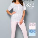 852BIG Dámské pyžamo – REGINA