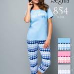 854 Dámské pyžamo – REGINA