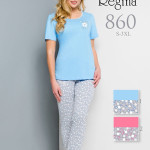 860BIG Dámské pyžamo – REGINA