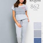 862 Dámské pyžamo – REGINA