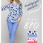 870 Dámské pyžamo